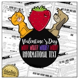 Informational Text: Valentine's Day | Reading Comprehensio