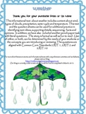 Informational Text With Questions About Weather-Common Core Aligned