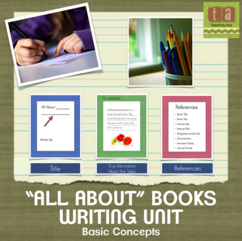 """""""All About"""" Books Writing (Basic)"""