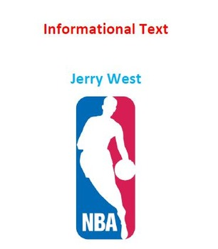 Informational Text and Comprehension Questions on Jerry West