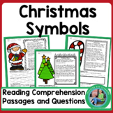 Christmas Symbols Reading Comprehension Passages