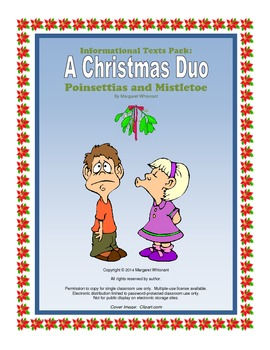 Informational Text for December  A Christmas Duo