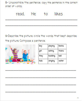 Informational Texts- Level 1-2