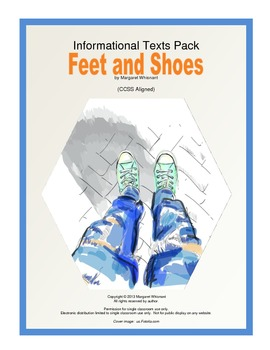 Informational Text  Feet and Shoes