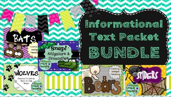 Informational Texts Packet - BUNDLE