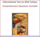 Informational Turkey Text