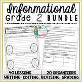 Informational Unit of Study: Grade 2 BUNDLE