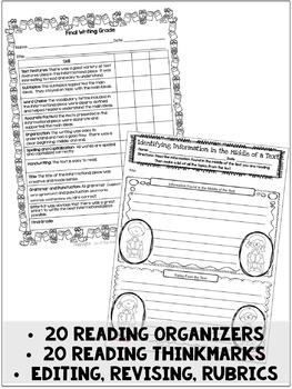 Informational Unit of Study: Grade 6 BUNDLE