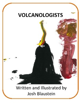 Informational Volcano Book Example