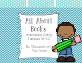 Informational Writing--All About Books