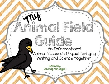 Informational Writing-Animal Research Project