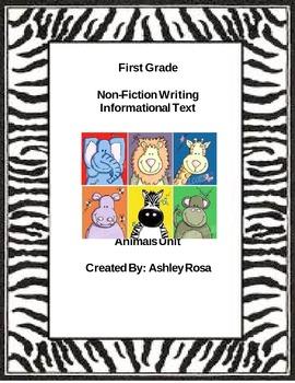 Informational Writing: Animals