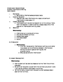 Informational Writing (Animals)