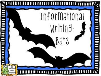 Informational Writing - Bats