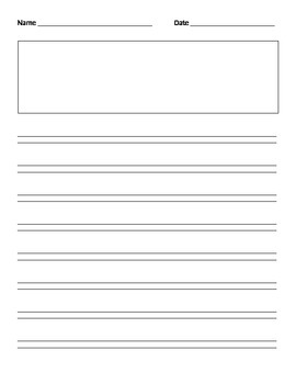 Informational Writing Booklet - Lucy Calkins & Handwriting