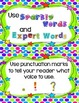 Informational Writing - Craft Moves Cards