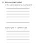 Informational Writing Graphic Organizer - President