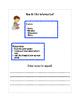 Informational Writing Guidance/Organizer
