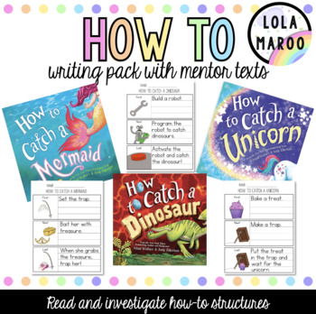 Informational Writing How to Books