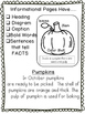 Informational Writing Paper Template non-fiction writing Lucy Calkins