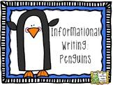 Informational Writing - Penguins