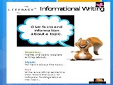 Informational Writing Powerpoint