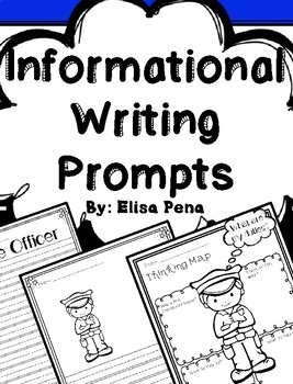 Informational Writing Prompts