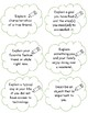 Informational Writing Prompts for Journal Writing and Essays