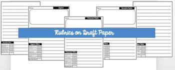 Informational Writing Rubrics