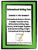 Sentence Frames for Informational Writing, Graphic Organiz