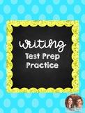 Informational Writing Test Prep Practice