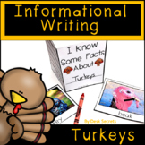 Informational Writing and PowerPoint Turkeys
