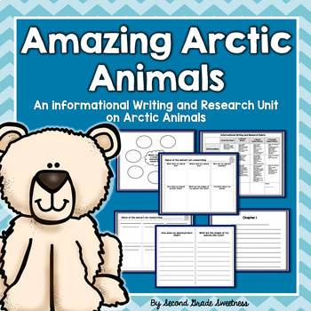 Informational Writing and Research Unit: Arctic Animals