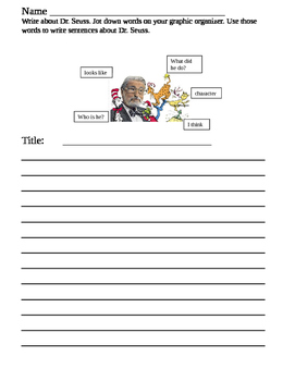 Informational Writing about Dr. Seuss