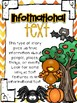 Informational Writing and Simple Text-Fall Edition