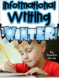 Informational Writing and Simple Text-Winter Edition