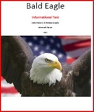 Informational text on Bald Eagle