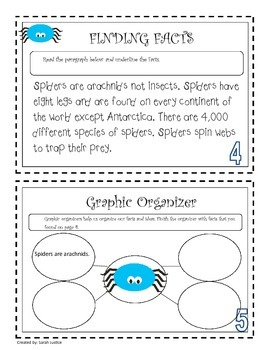 Informational writing Mini-Book ( writer's workshop)