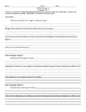 Informative Essay Structure CCSS