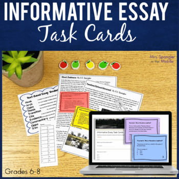 Informative essays for sale