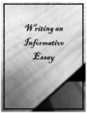 Informative Essay Writing