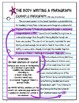 Expository Informative Explanatory Writing Unit Editable Common Core Unit