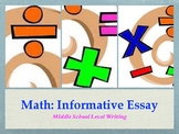 Informative Math Essay: Essay Topic 1 - Importance of Mult