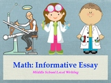 Informative Math Essay: Topic 2 - Careers in Mathematics