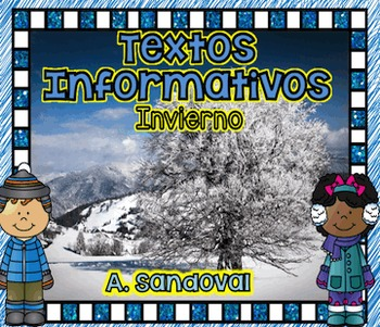 Informative PASSAGES (Close Reading-WINTER EDITION) in Spanish