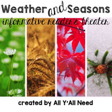 Weather and Seasons Readers Theater Set 1