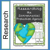 Research Earth Day and the EPA