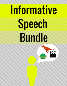 Informative Speech Bundle -- 14 Items