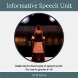 Informative Speech Unit Bundle
