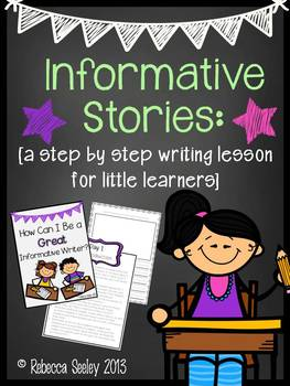 Informative Stories: A 5 day lesson for little learners